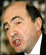 Boris Berezovsky.